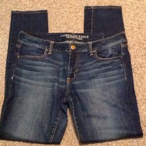 New American Eagle Jegging Jeans Size 14 Long